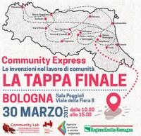 Community Express: tappa finale