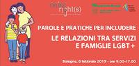 Parole e pratiche per includere. Le relazioni tra servizi e famiglie LGBT+