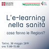 L'e-learning nella sanità. Cosa fanno le Regioni?