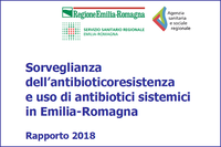 Antibioticoresistenza e uso di antibiotici in Emilia-Romagna nel 2018