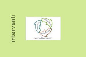 Novità in materia di accreditamento istituzionale nell'ambito delle attività di verifica della Reg. Emilia-Romagna