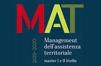 6 febbraio, avviato il Master in Management dell'Assistenza Territoriale anno accademico 2019-2020