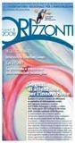 ORIzzonti n. 1/2008 - Segnali di attenzione per l'innovazione