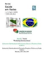 Annali / Laboratorio italo-brasiliano di formazione, ricerca e pratiche in salute collettiva (2017, 2018, 2019)