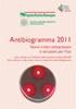 Antibiogramma 2011. Nuovi criteri interpretativi e istruzioni per l'uso