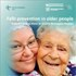 Falls prevention in older people. Policies and actions in Emilia-Romagna Region