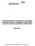 Indicazioni pratiche per la sorveglianza e il controllo degli enterobatteri produttori di carbapenemasi in sanità pubblica e nel territorio: strutture socio-sanitarie, residenze private