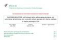 La radioterapia adiuvante nel carcinoma del polmone non a piccole cellule operato con intento radicale in stadio patologico IIIA