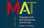 Management dell'assistenza territoriale 2019-2020. Master I e II livello