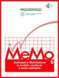 Memo 6 - Antisepsi e disinfezione in ambito sanitario e socio-sanitario