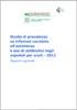 Studio di prevalenza su infezioni correlate all'assistenza e uso di antibiotici negli ospedali per acuti - 2012. Rapporto regionale