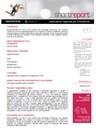 Short report n. 5 - Test in vitro per la valutazione del rischio individuale di sviluppo di metastasi in donne operate per tumore alla mammella